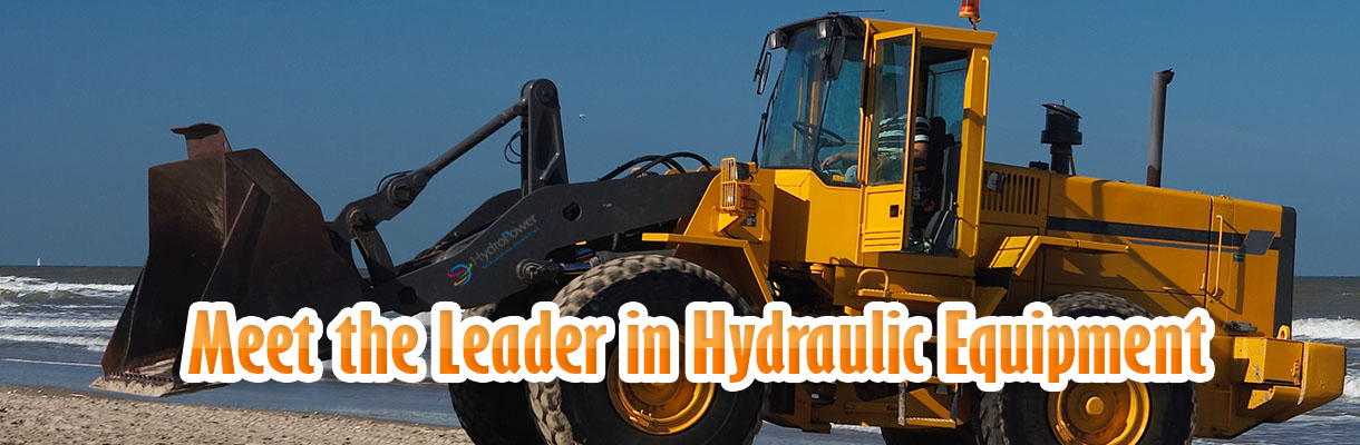 Hydropower - A leading excavator spare parts supplier and